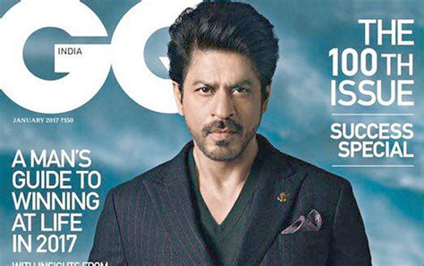 film india 2017 shahrukh khan check out for srk s insight into a man s guide to winning