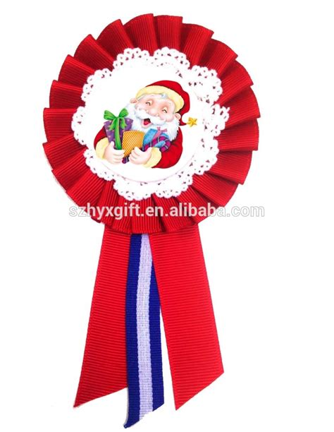 Home Christmas Decorating Service by Christmas Decorations Gift Ribbon Award Rosette Ribbon