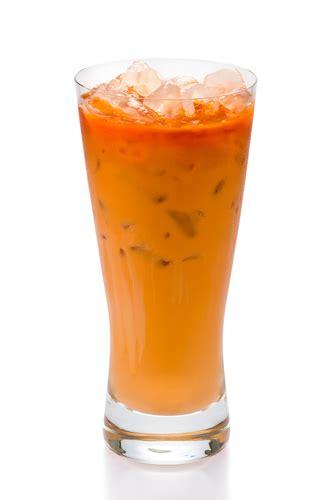 thai iced tea recipe cha yen temple  thai