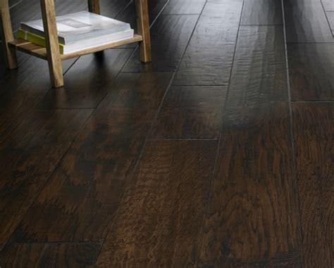 What is Hand Scraped Flooring?   GoHaus