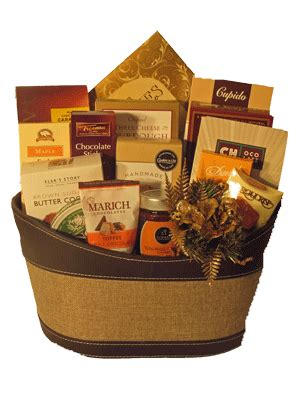 home for the holidays gift basket ottawa ontario canada