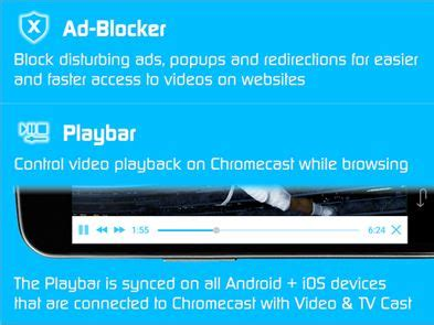 download video & tv cast | chromecast 2.8 apk for pc