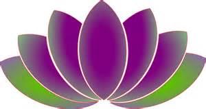 Free Clip Art Lotus Flower - final lotus flower clip art at clker com vector clip art