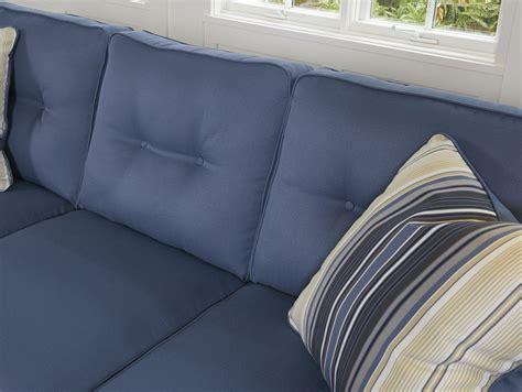 aldie nuvella sofa chaise sleeper aldie nuvella blue sofa chaise sleeper 6870368
