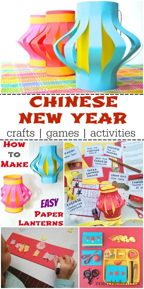 activities for new years new year and activities year of the monkey