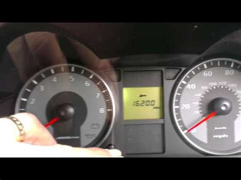 Mitsubishi Colt Engine Warning Light