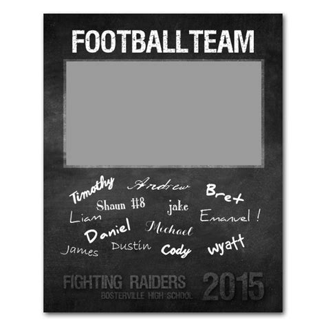 photo book template soccer team memory book quick album autograph sports memory mate my product catalog