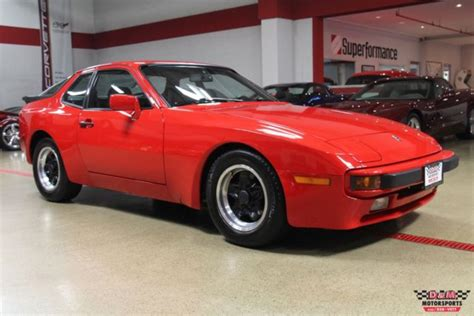 old car owners manuals 1983 porsche 944 electronic valve timing 1983 porsche 944 48292 miles guards red classic porsche 944 1983 for sale