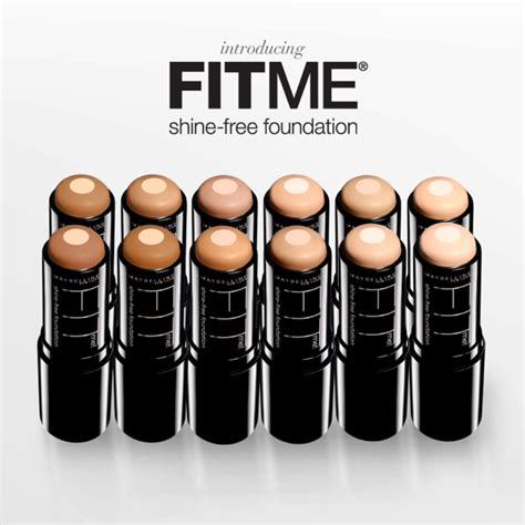 Maybelline Fit Me Stick chris tiees maybelline fit me anti glanz stick