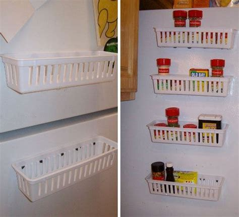 Wall Spice Rack Organizer 23 Diy Storage Ideas For Small Spaces Craftriver