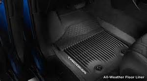 Toyota Carpet Floor Mats Door Sill Protector Accessory Packages For The 2016 Toyota Tacoma