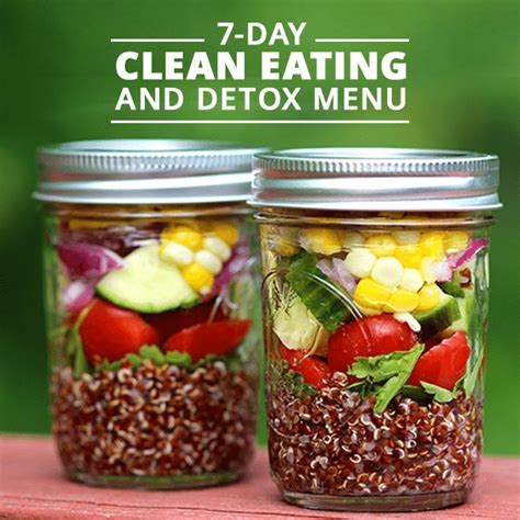 Food To Eat While Detoxing From by 10 Day Diet For Effective Weight Loss Srly