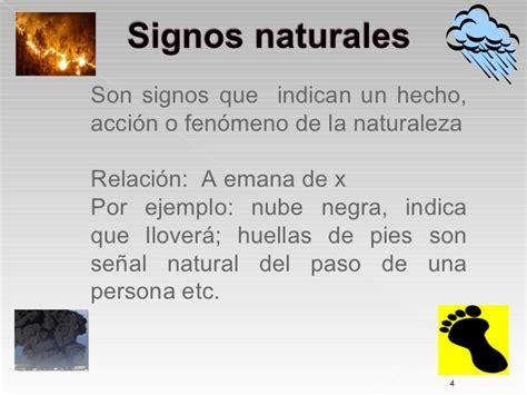 imagenes simbolos naturales signos naturales y convencionales