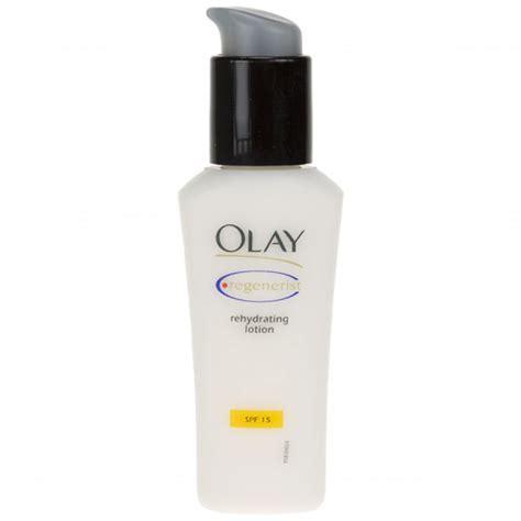 Olay Lotion olay skin care olay regenerist rehydrating lotion spf15 75ml