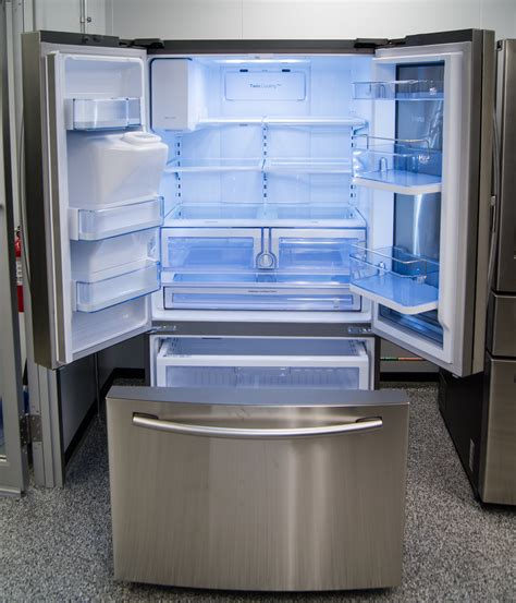 samsung rf28hdedbsr refrigerator review reviewed