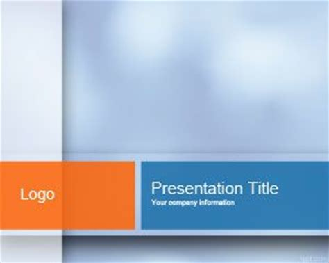 Plantillas Simple Para Power Point Gratis Plantillas Powerpoint Gratis Blue And Orange Powerpoint Template