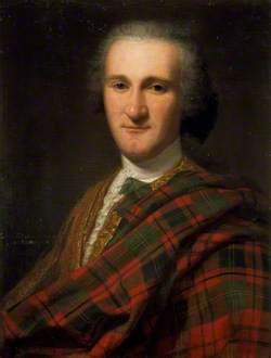 John Drummond 1714 1747 4th Titular Duke Of Perth