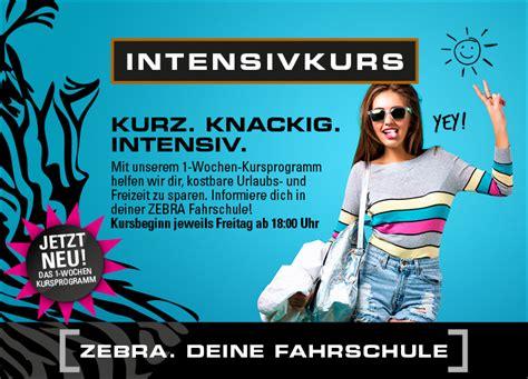 Motorrad Führerschein Zebra by Fahrschule F 252 Hrerschein Zebra