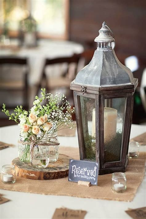 lantern centerpieces 25 best ideas about rustic lantern centerpieces on