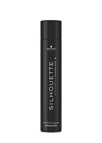 schwarzkopf silhouette hold hairspray 500ml schwarzkopf beautil