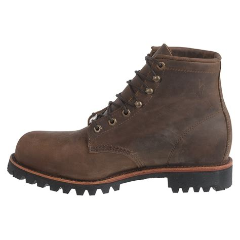 steel toe boots mens chippewa tommen steel toe work boots for save 50