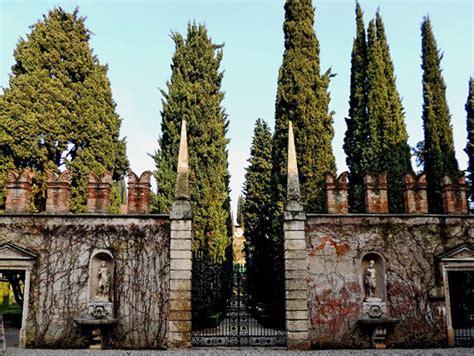villa giusti giardino i cipressi giardino giusti e la fantasia di goethe