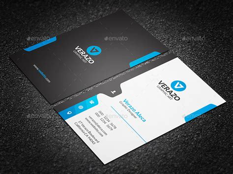vertical business card template illustrator vertical business card template illustrator image