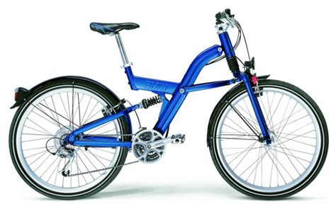 bmw folding bicycle when car manufacturers make bicycles u g l y merlin