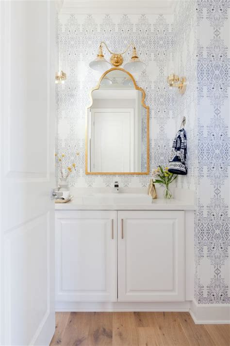 Bathroom Lining Wallpaper 1000 Ideas About Powder Room Wallpaper On