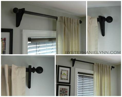 cheap wooden curtain rods best 25 wooden curtain rods ideas on pinterest curtain