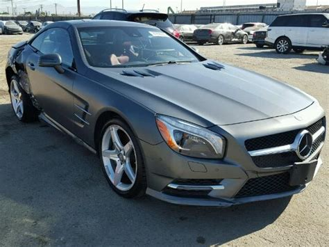 2016 Mercedes Sl550 by 2016 Mercedes Sl550 For Sale Ca Los Angeles