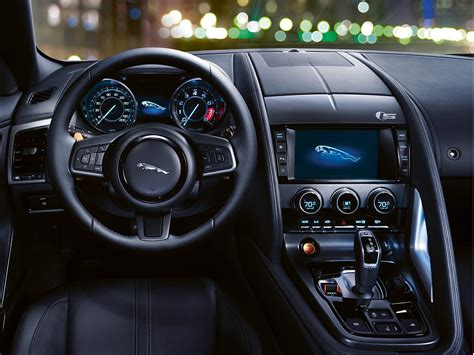 jaguar cars interior new 2017 jaguar f type price photos reviews safety