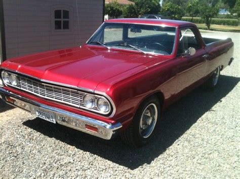 purchase used 1964 chevrolet el camino base standard cab