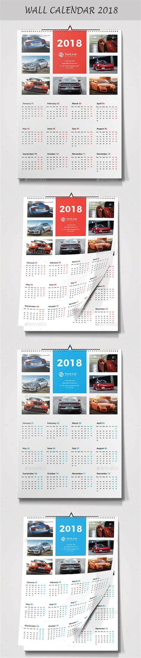 illustrator monthly calendar template 2018 best 25 calendar 2018 ideas on calendar free
