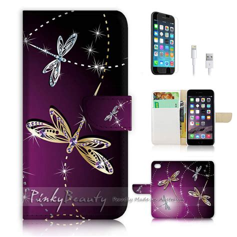 iphone   wallet case cover p dragonfly