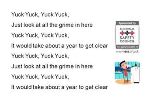 security lyrics stop light observations songs for junior fire safety chions warwickshire song