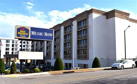 comfort inn music row exterior picture of best western plus music row