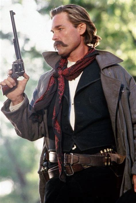 cowboy film wyatt earp kurt russell as wyatt earp in tombstone good shot for