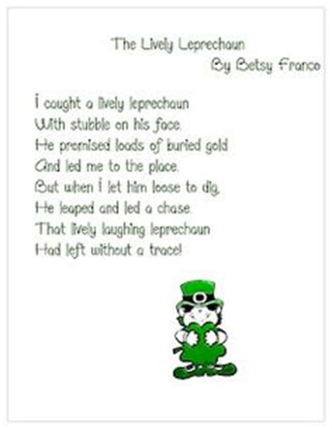 free printable letters from leprechaun 1000 images about st patty s crafts on pinterest