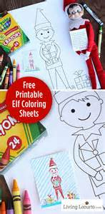 on the shelf free printable coloring sheets living