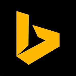 Lp4so portfolio bing logo yellow on black