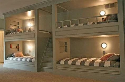 interesting bunk beds design ideas for boys and