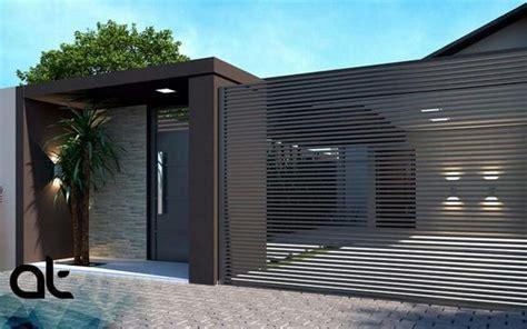 puerta de cochera puertas para cocheras modernas