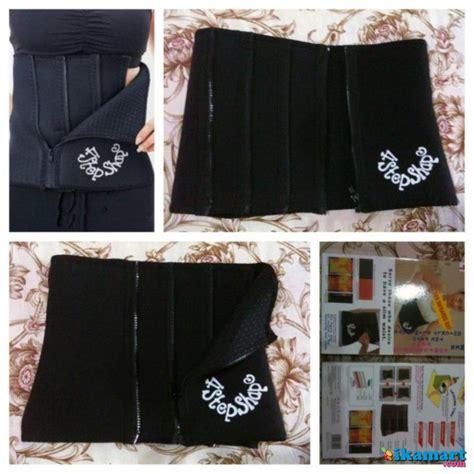 Baju Pelangsing Bamboo Slimming Suit New Generation baju pelangsing murah baju pelangsing murah