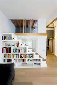 Staircase Bookshelves by 25 Of The Most Creative Staircase Designs