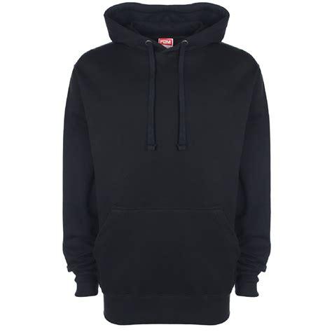 Hodie Black 1 fdm unisex plain original hooded sweatshirt hoodie 300