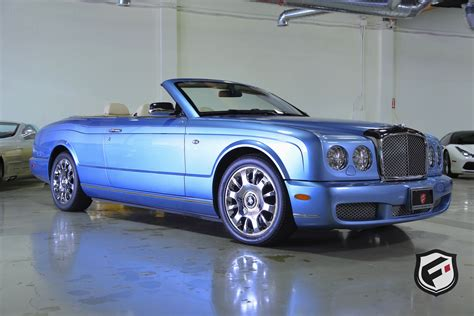 bentley azure 2008 bentley azure fusion luxury motors