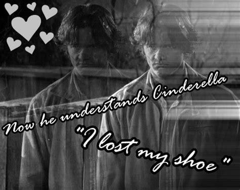i lost my quot i lost my shoe quot supernatural fan 19229330 fanpop