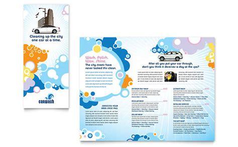 8 5x11 tri fold brochure template automotive transportation 8 5x11 brochure templates