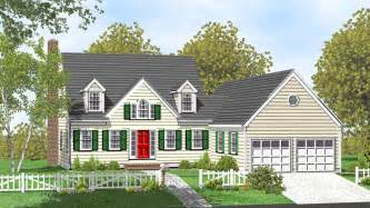 Cape Cod House Plans by 2 Story Cape Cod House Plans For Sale Original Home Plans